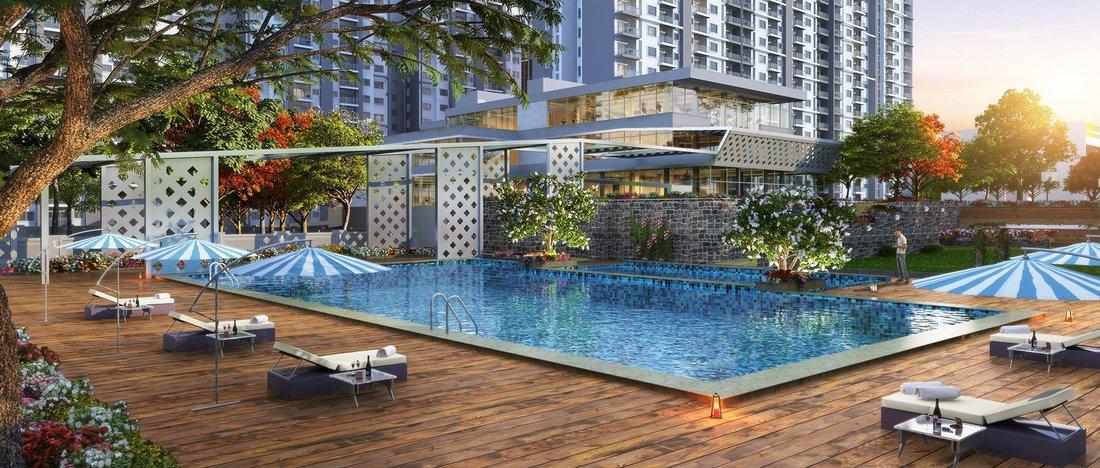L&T Properties Hebbal Bangalore